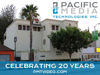 Pacific Media Technologies video facility